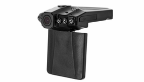 Wide Angle HD Car DVR camera with LCD monitor