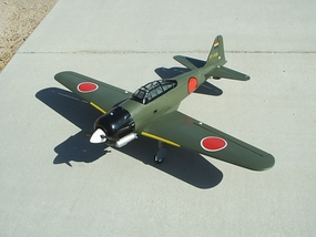 """WIKIPEDIA"" Nitro Models Zero Fighter-25"