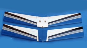 Wing Set ARF_ElectricUltimateBlue_WINGSET