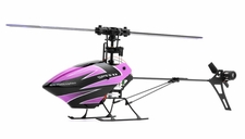 WL Toys Super Voyager V944 Flybarless Micro RC Helicopter Ready to Fly 4 Channel 2.4ghz