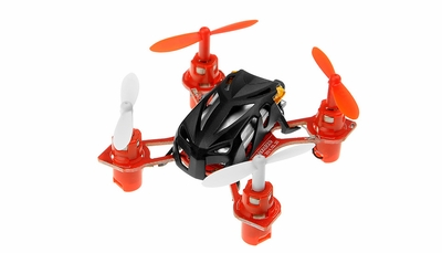 WL Toys V272 2.4G 4 Channel 6 Axis GYRO Nano RC Quadcopter RTF (Black)