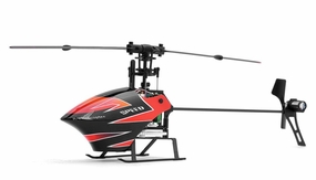 WL Toys V933 CCPM 6 Channel Flybarless Helicopter Ready to Fly 2.4ghz (Orange)