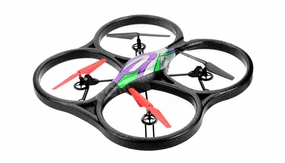 WLtoys V333 Headless Mode 2.4G 6 Axis RC Quadcopter RTF (Green)