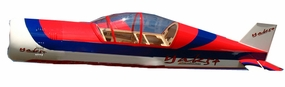 Yak 50cc White Fuselage Part-90A183W_Gas_GiantYak54-50CC-White-fuselage