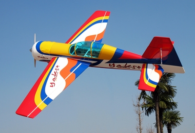 Yak 54 50CC Red