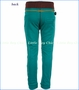 4 Funky Flavours, Little Ghetto Boy Brushed French Terry Pants in Teal