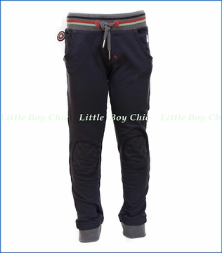 4 Funky Flavours, New Slang French Terry Pants in Grey