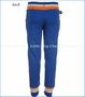 4 Funky Flavours, Protector French Terry Pants in Royal Blue
