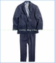 Appaman, 2-Piece Mod Suit in Herringbone Navy