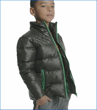 Appaman, Allen Down Puffer in Vintage Black (c)