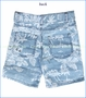 Appaman, Hawaiian (Not) Board Shorts in Chambray (c)