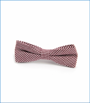 Appaman, Houndsooth Bow Tie in Red