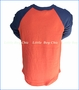 Bit'z Kids, Brooklyn Raglan T-Shirt in Orange