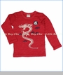 Bit'z Kids, Dragon Tee in Red