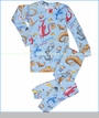 Books To Bed, Dragons Love Tacos Pajama in Blue