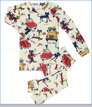 Books To Bed, Pete The Cat Pajama in Yellow