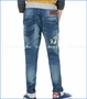 Desigual, Denim Indigo Jeans in Blue