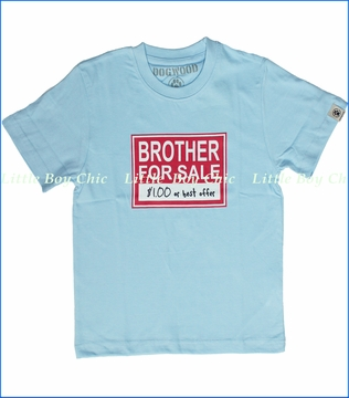 Dogwood, Brother For Sale Tee in Sky (c)