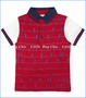 Fore!!, Clothes Pin Polo in Red (c)