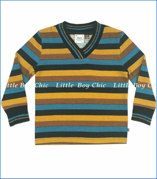 Fore!!, Fall Stripes Pullover Sweater