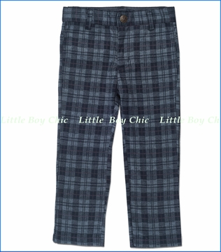 Fore!!, Grey Plaid Pants
