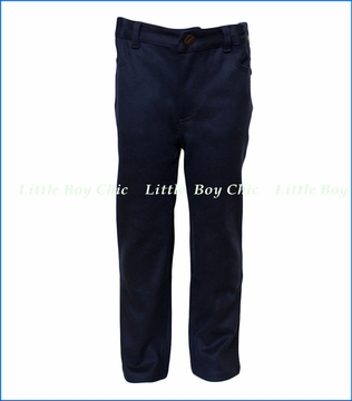 Fore!! , Navy Pant in Blue