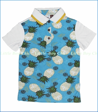 Fore!!, Pineapple Polo Shirt (c)