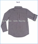 Fore!!, Yarn Dyed Stripe Buttoned Shirt