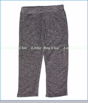 Fore!!, Zipped Cargo French Terry Pants in Brown (c)