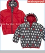 Hatley, Bright Stars Reversible Winter Puffer Jacket (c)