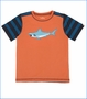 Hatley, Lots of Sharks Applique Tee (c)