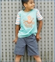 Hatley, Sea Creatures Applique Tee (c)