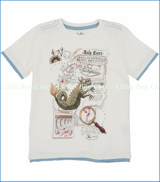 Hatley, Sea Monsters Tee (c)