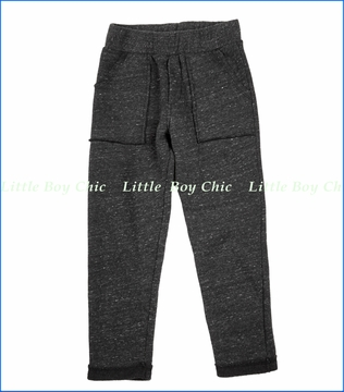 Joah Love, Len Sweatpant in Charcoal