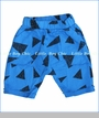 Joah Love, Neal Shorts in Cobalt