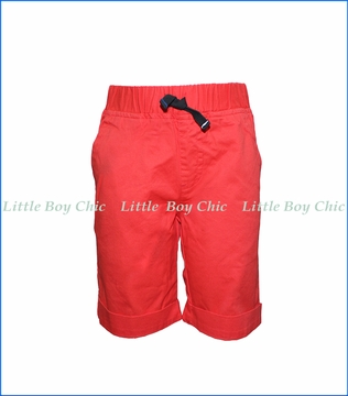 Joules, James Shorts in Red