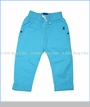 Joules, Woven Pants in Neon Blue