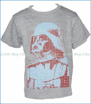 Junk Food, Vader Join The Dark Side Tee in Grey