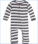 Kickee Pants, Rain Stripe Coverall