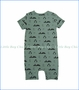 Mini Shatsu, Once Upon A Time Romper in Blue