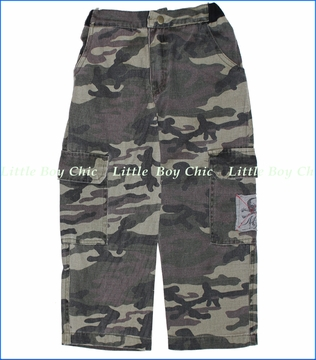 Monster Republic, Camo Cargo Pants (c)