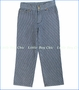 Monster Republic, Mini Stripe 5-Pocket Pants in Grey (c)