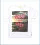 Munster, Wild and Free Tee in White