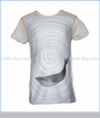 Nano, Whale T-Shirt in Grey