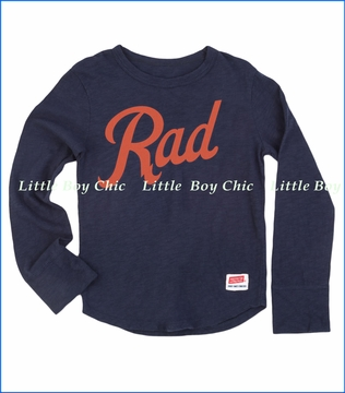 Prefresh, LS Rad T-Shirt in Blue