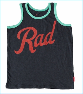 Prefresh, Rad Slub Tank in Black