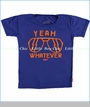 Prefresh, Yeah Whatever Tee in Royal