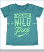 Prefresh, Young Wild & Free Tee (c)