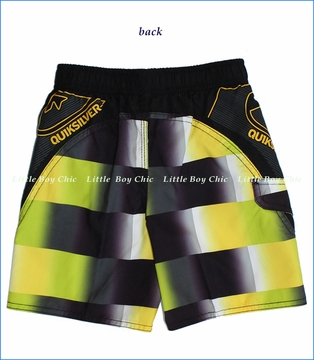 Quiksilver, Talkabout Volley Shorts in Lime (c)