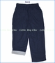 Wes & Willy, Lined Microfiber Cargo Pants in PS Navy (c)